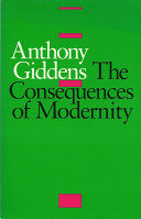 The Consequences of Modernity Pdf/ePub eBook