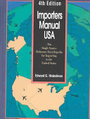 Importers Manual USA