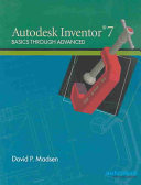 Autodesk Inventor 7 Book