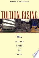 Tuition Rising