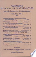 1961 - Vol. 13, No. 1