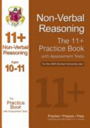 11+ Non-verbal Reasoning Practice Book with Assessment Tests