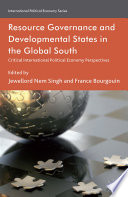 Resource Governance and Developmental States in the Global South Book
