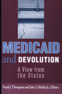 Medicaid and Devolution [Pdf/ePub] eBook