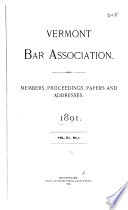 Officers And Members Report Of Proceedings Of The Annual Meeting