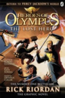 Heroes of Olympus: the Lost Hero: the Graphic Novel image