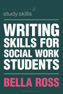 Cover of Writing Skills for Social Work Students