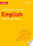 Collins Cambridge Lower Secondary English     Lower Secondary English Student s Book  Stage 7