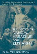 Pdf The Books of Nahum, Habakkuk, and Zephaniah