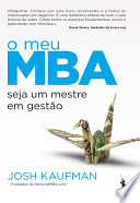 O Meu MBA