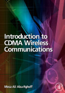 Introduction To Cdma Wireless Communications Book PDF