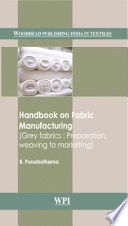 Handbook on Fabric Manufacturing Book