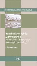 Handbook on Fabric Manufacturing