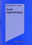 Textil-Fachwörterbuch