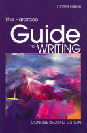 The Harbrace Guide to Writing, Concise