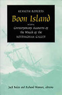 Boon Island: Including Contemporary Accounts of the Wreck of ...