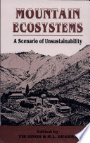 Mountain Ecosystems Book PDF