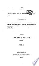 The Journal Of Jurisprudence