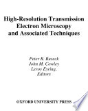 High-Resolution Transmission Electron Microscopy