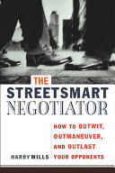 Read Online The Streetsmart Negotiator For Free