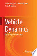 Vehicle Dynamics Book