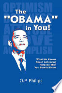 The ''Obama'' in You! Pdf/ePub eBook