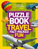 Puzzle Book Travel