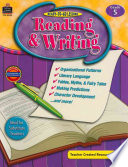 Ready To Go Lessons Reading Writing Grade 5
