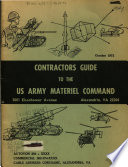 Contractors Guide to the U.S. Army Materiel Command