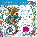 Zendoodle Colorscapes  Secrets of the Sea