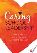 Caring School Leadership
