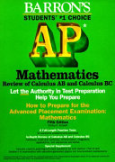 How to Prepare for the Advanced Placement Examination Mathematics Book PDF