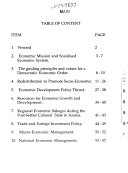Economic Policy Positions for a Democratic Economic Order in Azania  South Africa