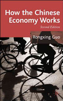 How The Chinese Economy Works Book PDF