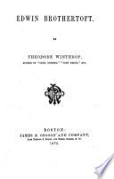 Edwin Brothertoft