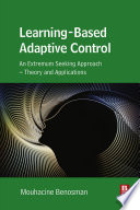 Learning Based Adaptive Control Book