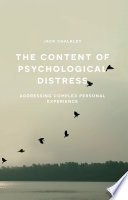 The Content of Psychological Distress Book PDF