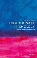 Evolutionary Psychology  a Very Short Introduction