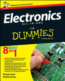 Electronics All in One For Dummies   UK