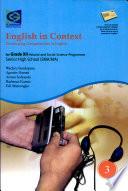 English in Context SMA
