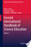 Second International Handbook of Science Education