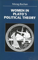 Women in Plato's Political Theory