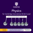 Cambridge International As   a Level Physics Digital Teacher s Resource Access Card