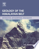 Geology of the Himalayan Belt