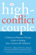 The High-Conflict Couple Pdf/ePub eBook