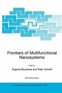 Frontiers of Multifunctional Nanosystems Book