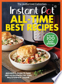 Instant Pot All Time Best Recipes