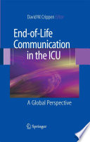 End Of Life Communication In The Icu