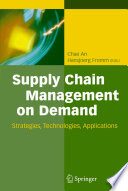 Supply Chain Management On Demand Book PDF