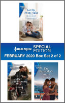 Harlequin Special Edition February 2020   Box Set 2 of 2